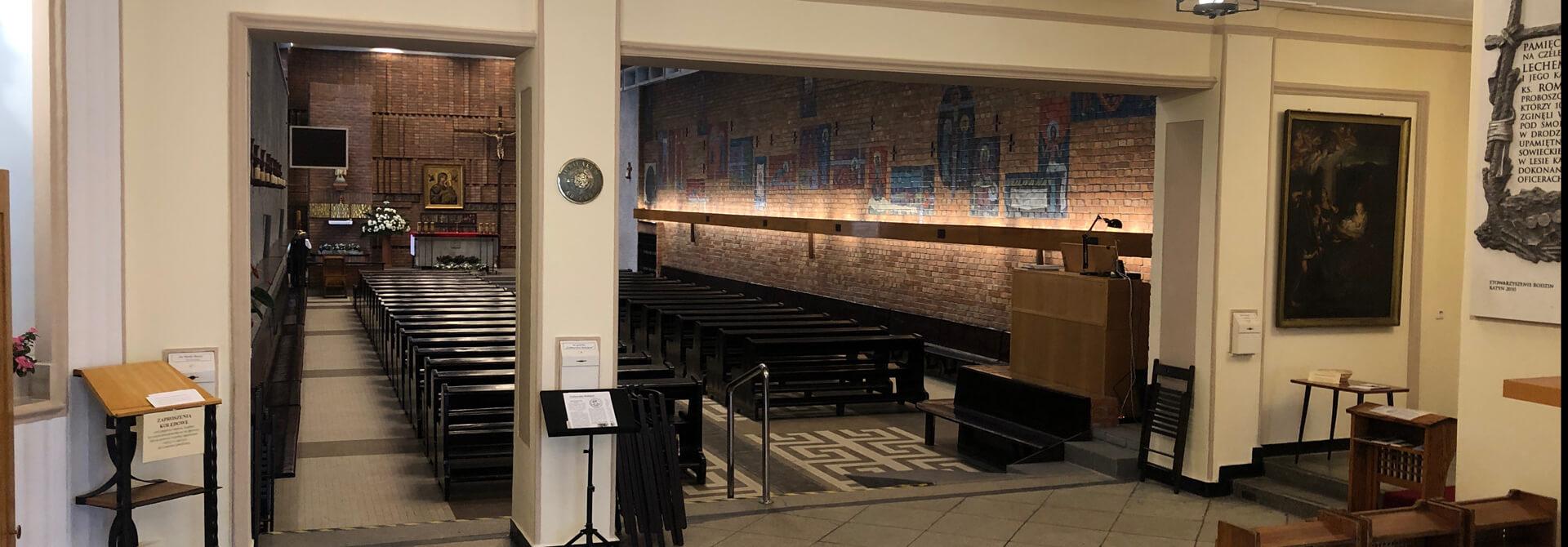 Kościół pw. Dzieciątka Jezus