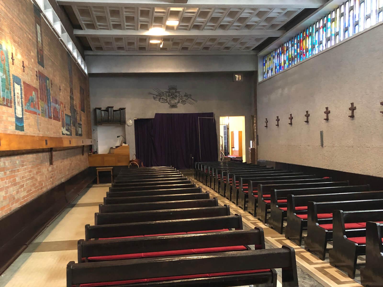 Pogrzeby w parafii pw. Dzieciątka Jezus